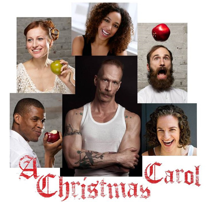 Cast of THE CHRISTMAS CAROL