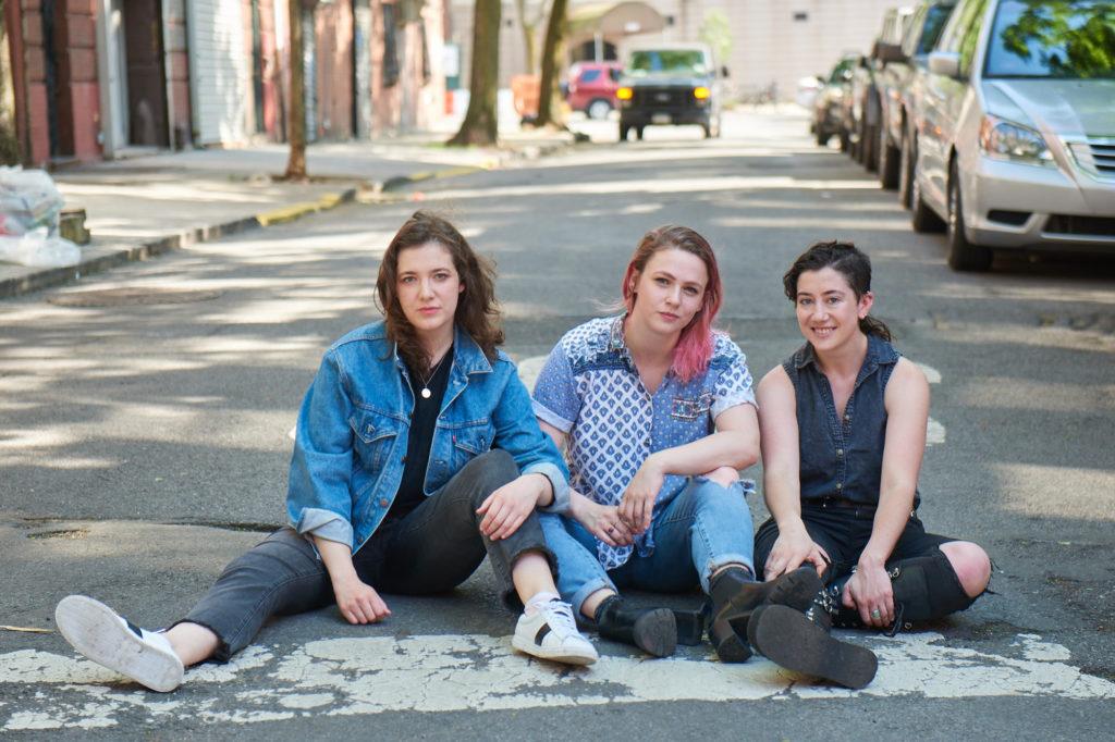 Raquel Loving, Carsen Joenk, & Molly Bicks