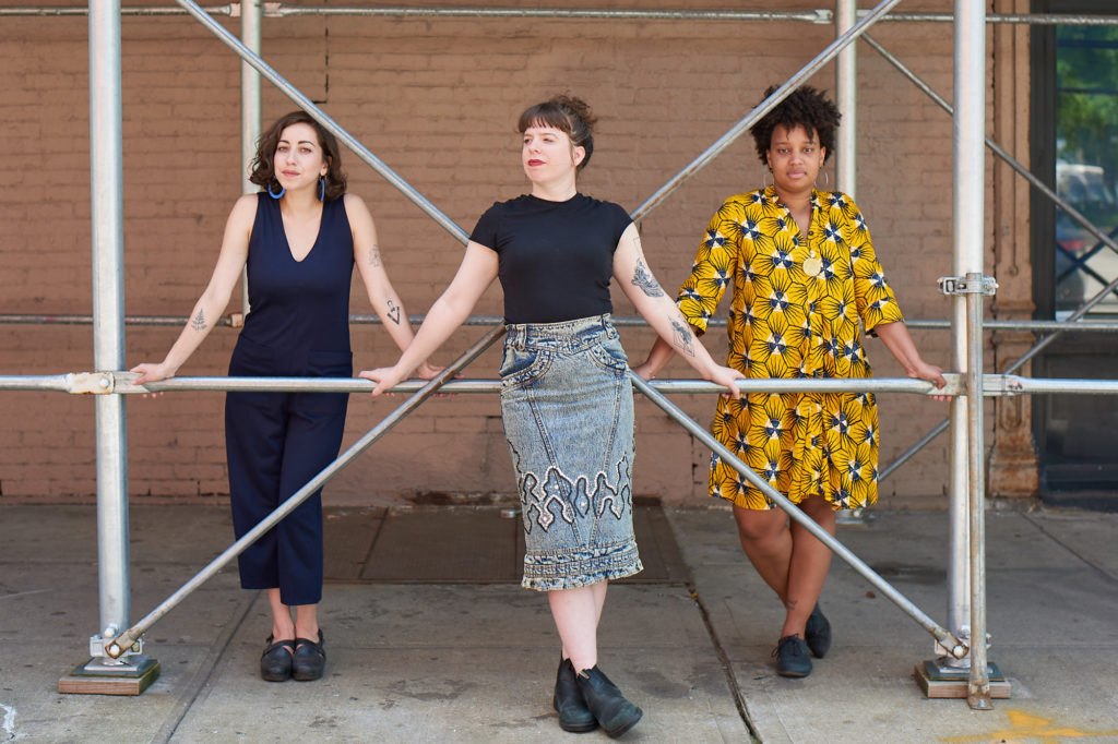 Samantha Sheppard, Jenny Reed, & Charly Evon Simpson