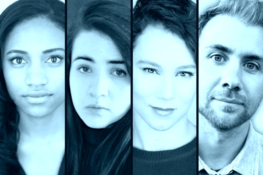 Velani Dibba, Ilana Khanin, Elizagrace Madrone, Stephen Charles Smith