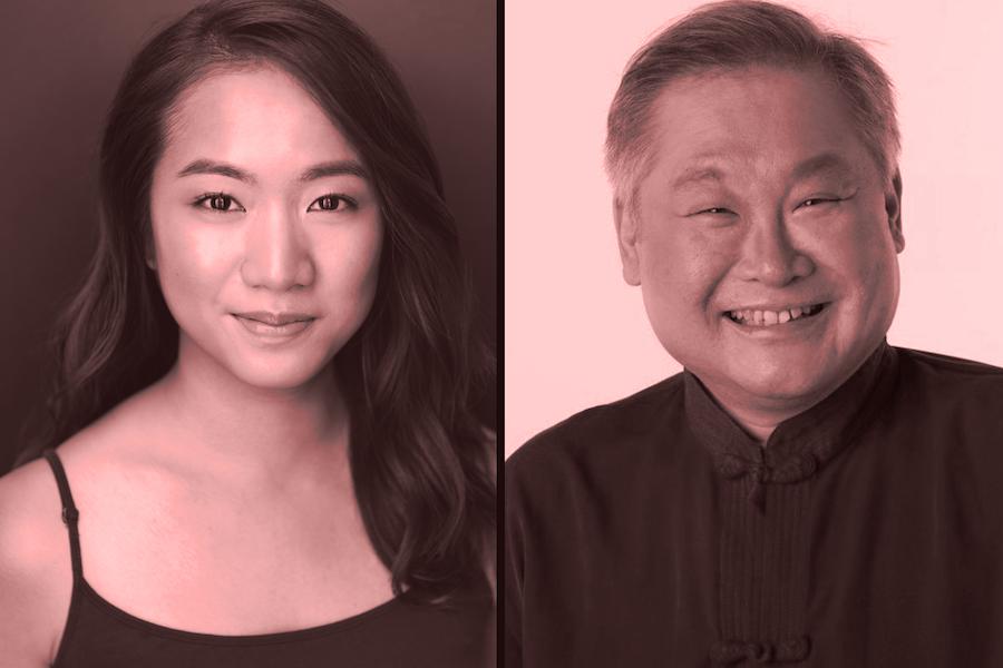 "Sim Yan Ying ""YY"" & Alvin Tan"